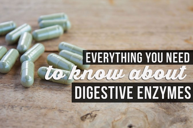 What Are Digestive Enzymes & What Do They Do?