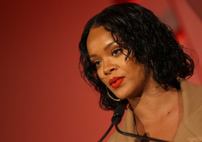 Sports Writer Calls Rihanna Fat and the Internet Claps Back