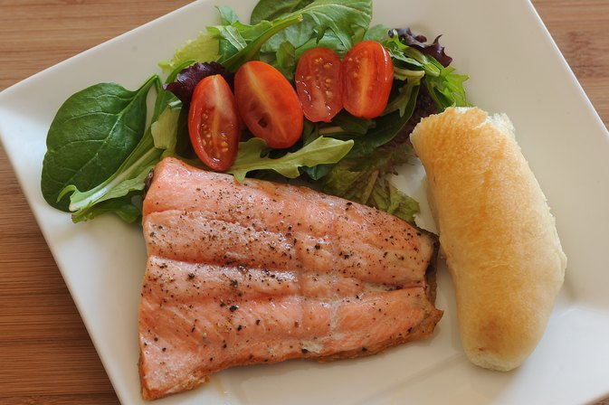 How to Cook Steelhead Salmon Fillet