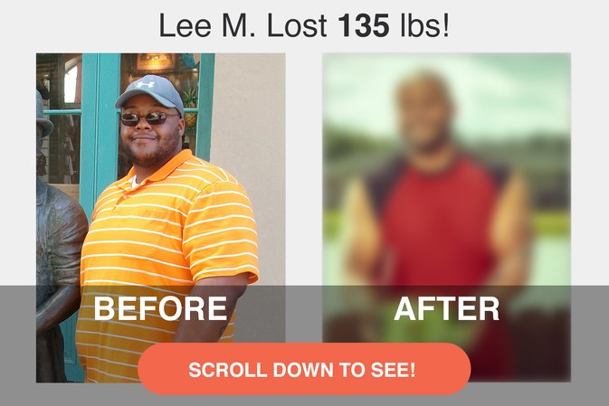 How Lee M. Lost 135 Pounds (And Continues to Maintain His Weight Loss 3 Years Later)