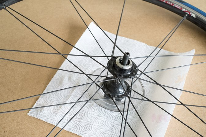 How to Change a Bicycle Wheel Bearing