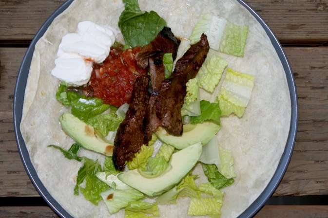 How to Cook Fajita Meat on the Stove