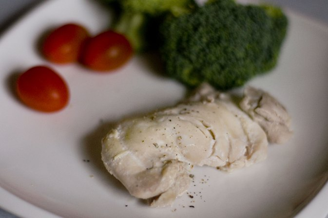 How to Microwave Chicken Breasts