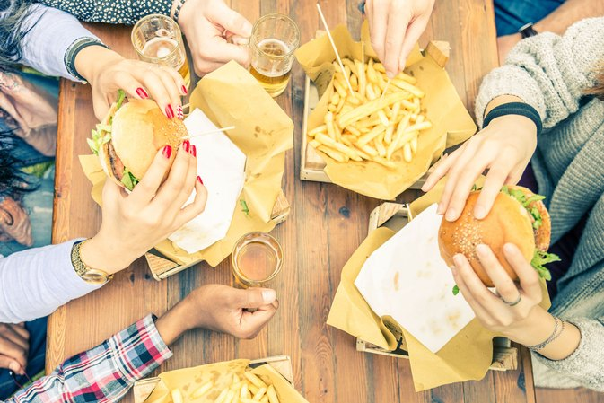 "The Art and Science of ""Cheat Meals"""