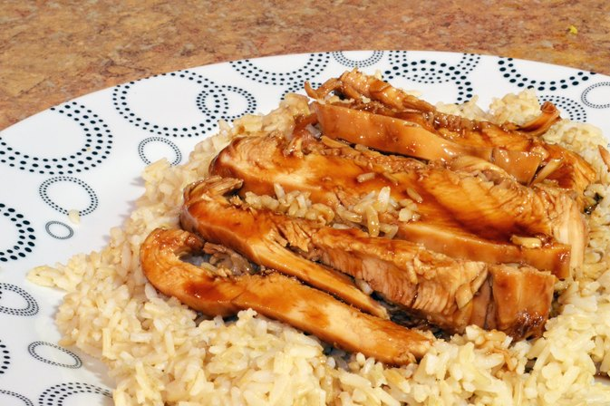 How to Make Baked Foil-Wrapped Teriyaki Chicken