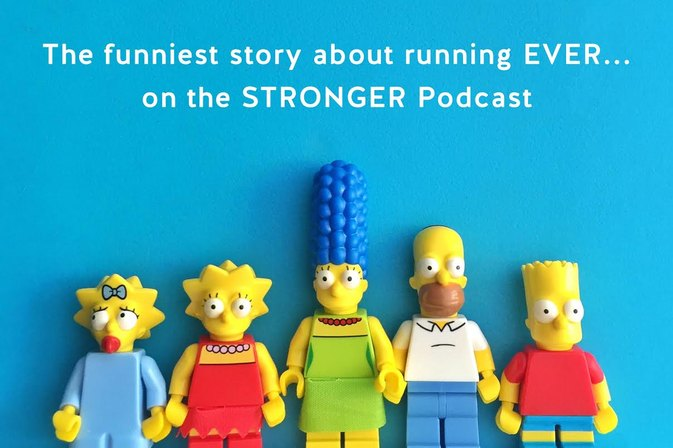 'Simpsons' Writer Shares His Funny Journey From Couch Potato to Marathoner