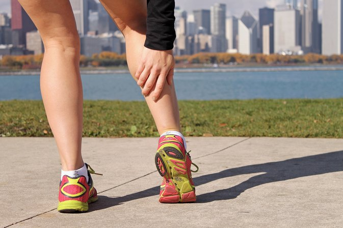 How to Reduce Calf Pain When Running