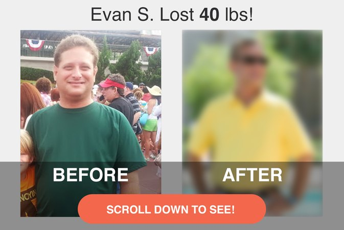 How Evan S. Used LIVESTRONG.COM's MyPlate to Lose 40 Pounds
