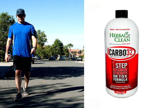 Instructions for Herbal Clean QCarbo