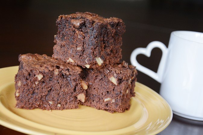 How to Make Brownies Thicker