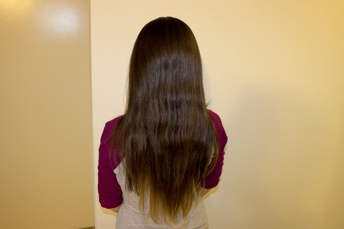 How To Remove Hair Extension Glue From Hair