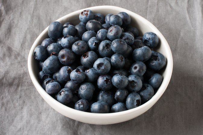 What Is a Serving Size of Blueberries?