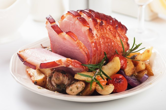How to Heat Up a Fully Cooked Ham in a Crock Pot