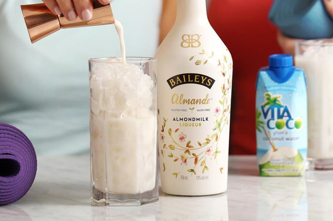 The New Almond Milk Baileys Is Vegan-Friendly