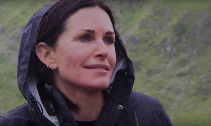 Courteney Cox's New Motto Inspires Us to Age Gracefully
