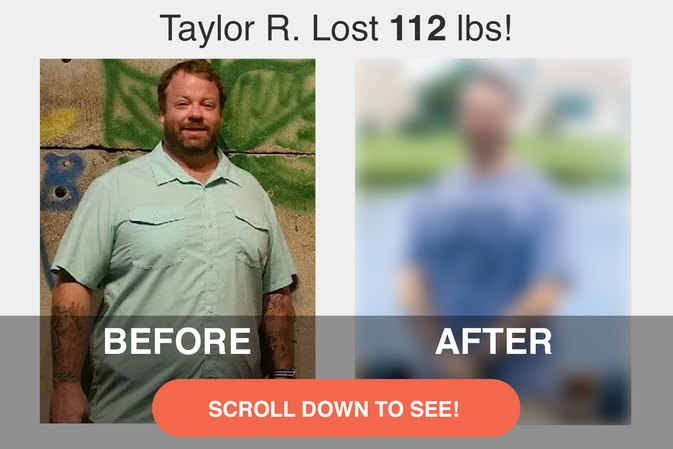 How Becoming a Father Inspired Taylor R. to Lose 112 Pounds
