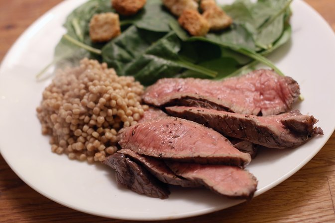 how to cook london broil steak in oven