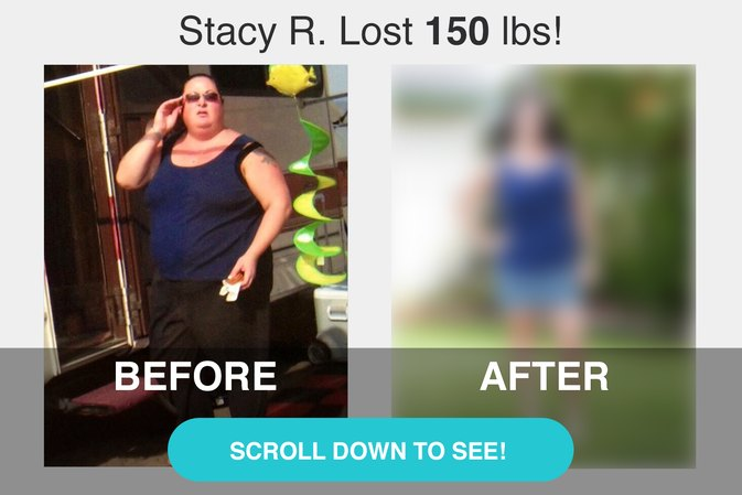 How Stacy R. Lost 150 Pounds and Became a Fitness Expert