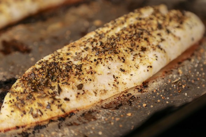 How to Cook Tilapia Fillets in the Oven
