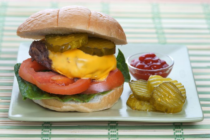 How to Cook a Good Burger on the Stove | LIVESTRONG.COM