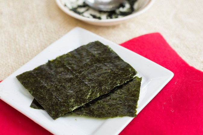 How to Make a Seaweed Facial Mask