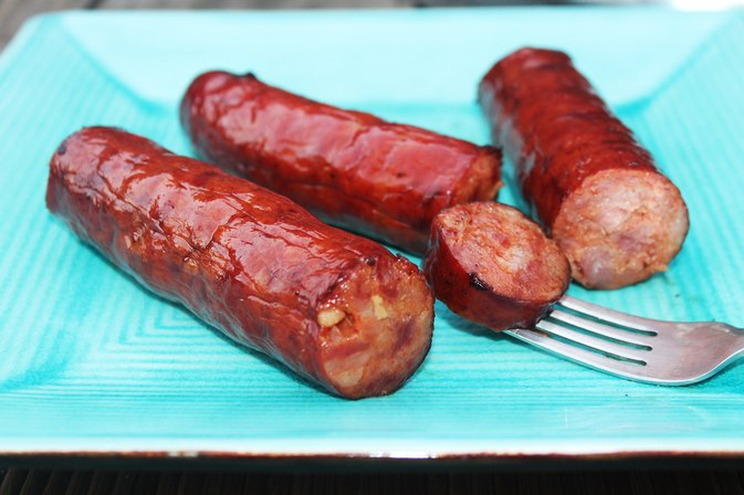 How to Cook Cajun Andouille Sausages