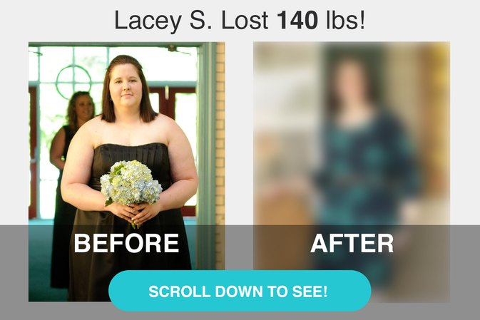 How Lacey S. Lost 140 Pounds and Changed Her Outlook on Life