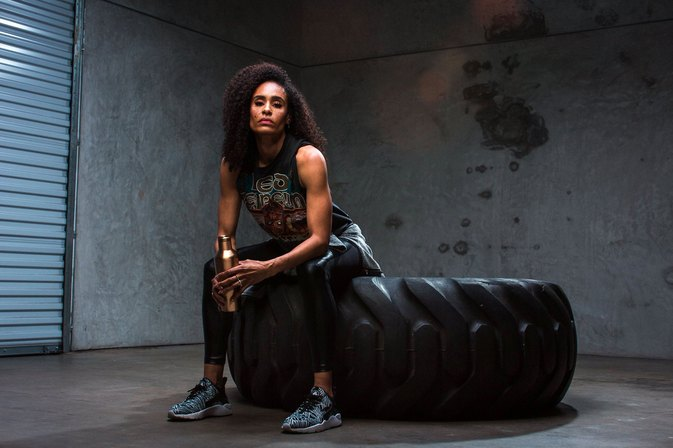 SoulCycle's Angela Davis Shares How to Kill It in Spin Class AND in Life