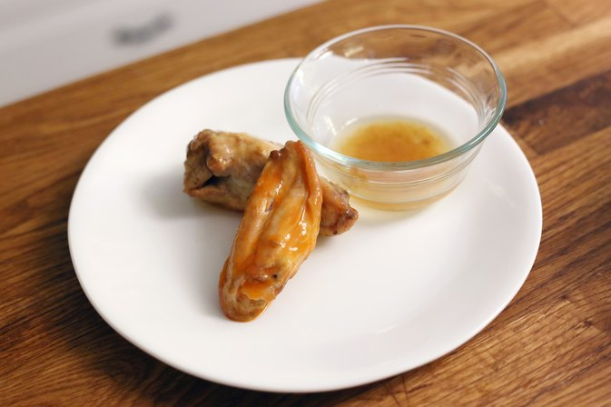 How to Make Mild Sauce for Chicken Wings
