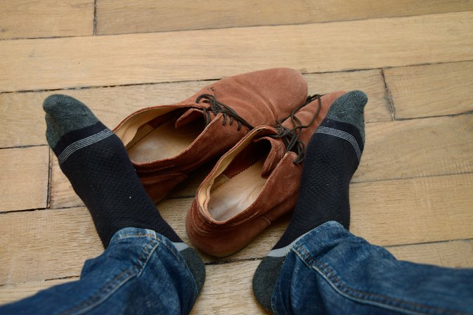 How To Get Rid Of Smelly Leather Shoes