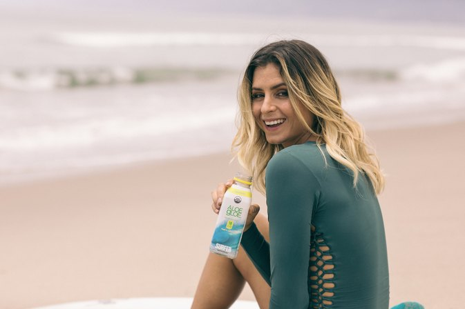 "Don't Tell This Pro Surfer She's Good ""For a Girl"""