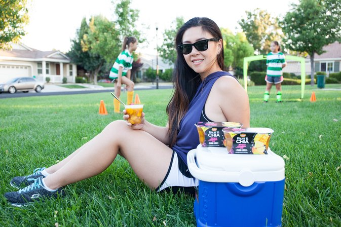 Supermom My Nguyen's Tips for Staying Healthy On the Go