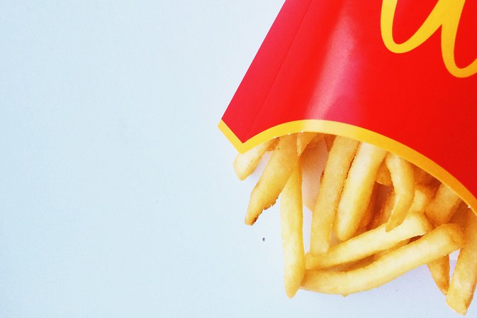 What's REALLY Inside McDonald's French Fries?