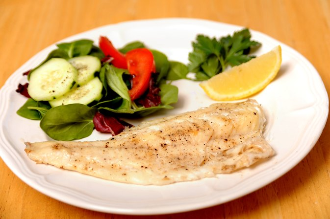 How to Grill a Walleye Fillet