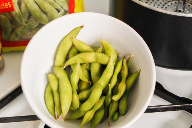 How to Cook Frozen Edamame