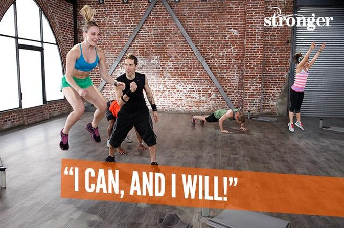 What Is The 8-Week STRONGER Fitness Challenge and How Do I Join?