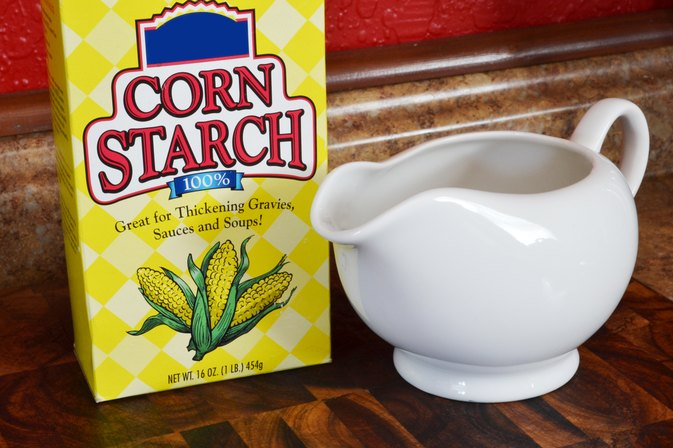 How to Make Corn Starch Gravy