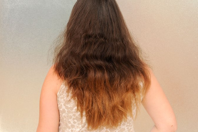 How To Prevent Frizzy Ends Natural Hair