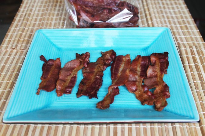 How to Pre-Cook Bacon a Day Before Serving