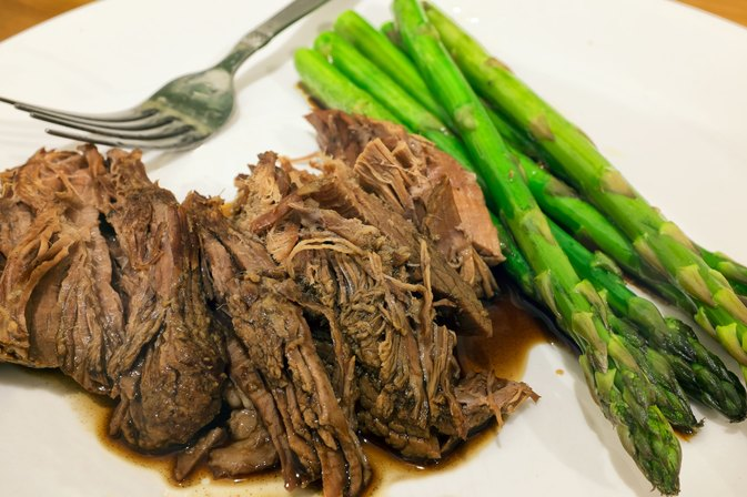 How to Cook Beef Topside in a Slow Cooker