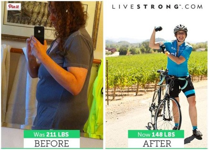 How Elizabeth C. Lost 63 Pounds After Beating Cancer to the Curb