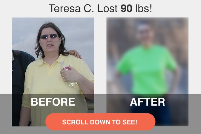 How Teresa C. Switched to a Pescatarian Diet and Lost 90 Pounds