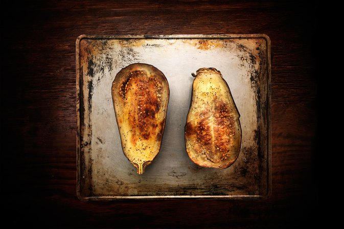 How to Prepare Eggplant in the Oven