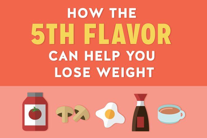 How the 5th Flavor Can Help You Lose Weight