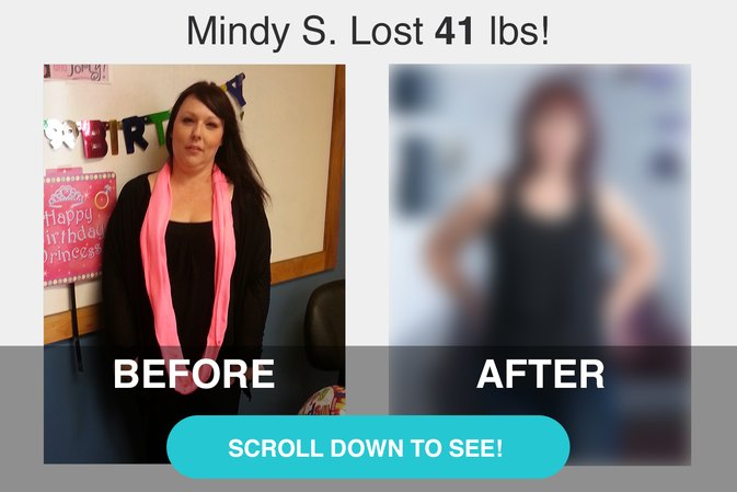 How Mindy S. Lost 41 Pounds for Her Daughter