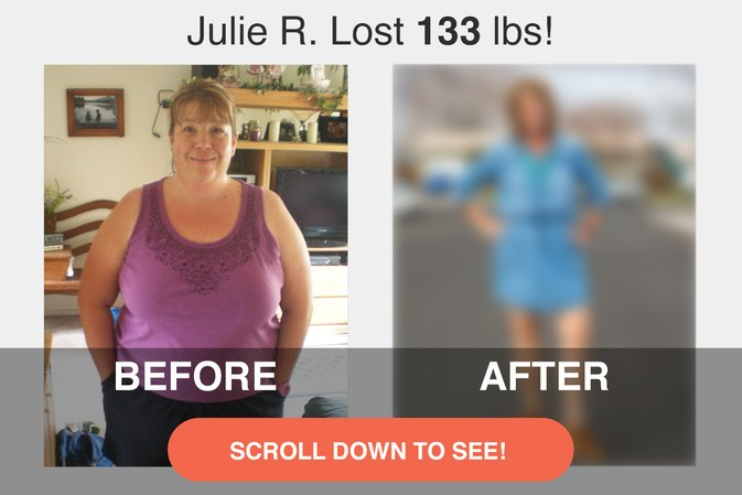 How Julie R. Lost 133 Pounds and Gained Energy in the Process