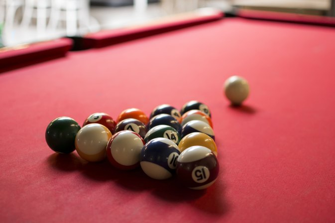 Pool Table Markings & Measurements