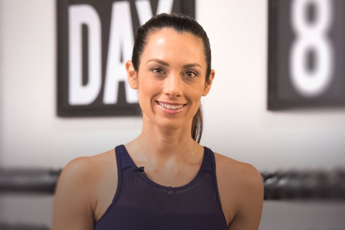 Autumn Calabrese On How Fitness Will Make Us Stronger At Life