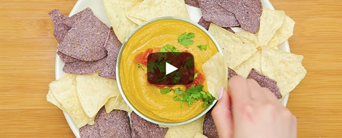 How to Make the Ultimate Vegan Queso Dip