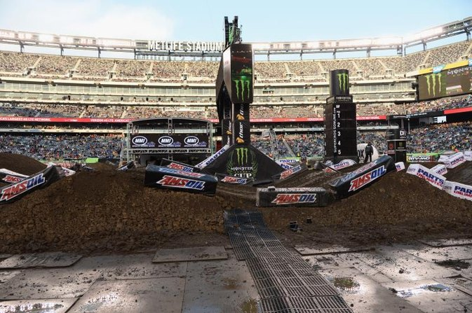 What Is the Supercross Pit Pass Like?